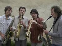 Pigeon Saxophone Quartet