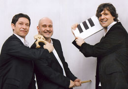 Heiligensetzers Boogie Trio