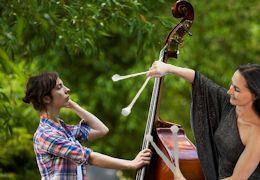 Izabella Effenberg / Maike Hilbig Quartett