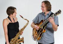Nadine Winziers - Stefan Degner Duo